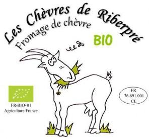 Logo Chèvres de Riberpré