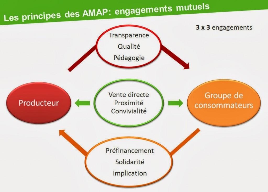 AMAP engagements miutuels