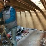 Installation d'une salle de forçage des endives